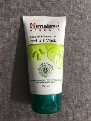Himalaya Almond and Cucumber Peel Off Mask
