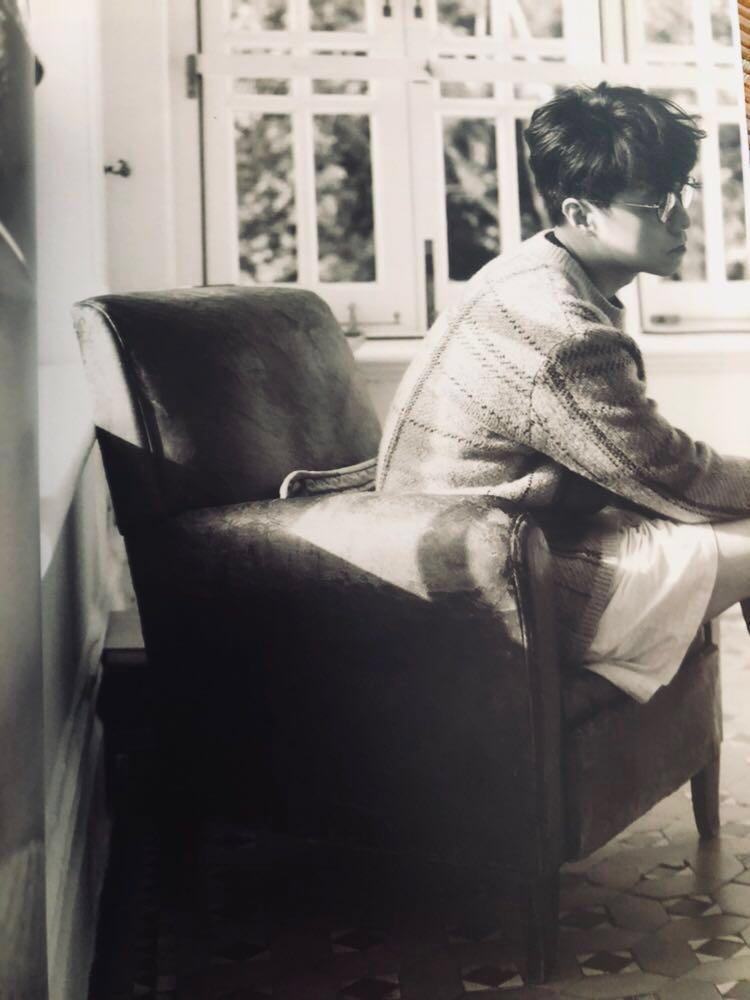2018正規專輯 張敬軒 Hins Cheung — Sense Inherited