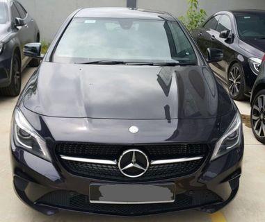 WTS Mercedes CLA200