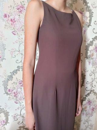 Casual Simple Long Dress Designer