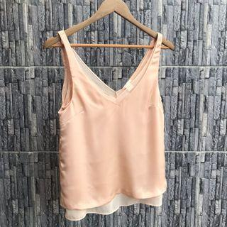 H&M Peach Tank Top