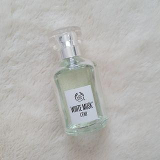 THE BODY SHOP WHITE MUSK LEAU 60ml