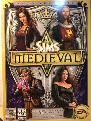 骨灰級玩家必收!The Sims: Medieval 模擬市民中古世紀 (獨立資料片,未發行中文版)