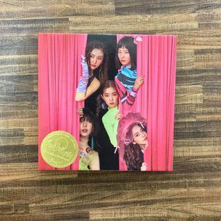 [WTS] Red Velvet 6th Mini Album - The ReVe Festival Day 1 {Guidebook Version} [Unsealed]