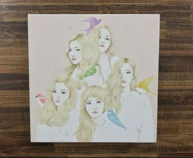 [WTS] Red Velvet 'Ice Cream Cake' Album {Ice Cream Cake Version} [Unsealed]