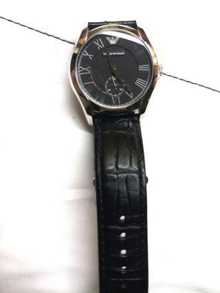 Emporio Armani dress watch. Great condition!