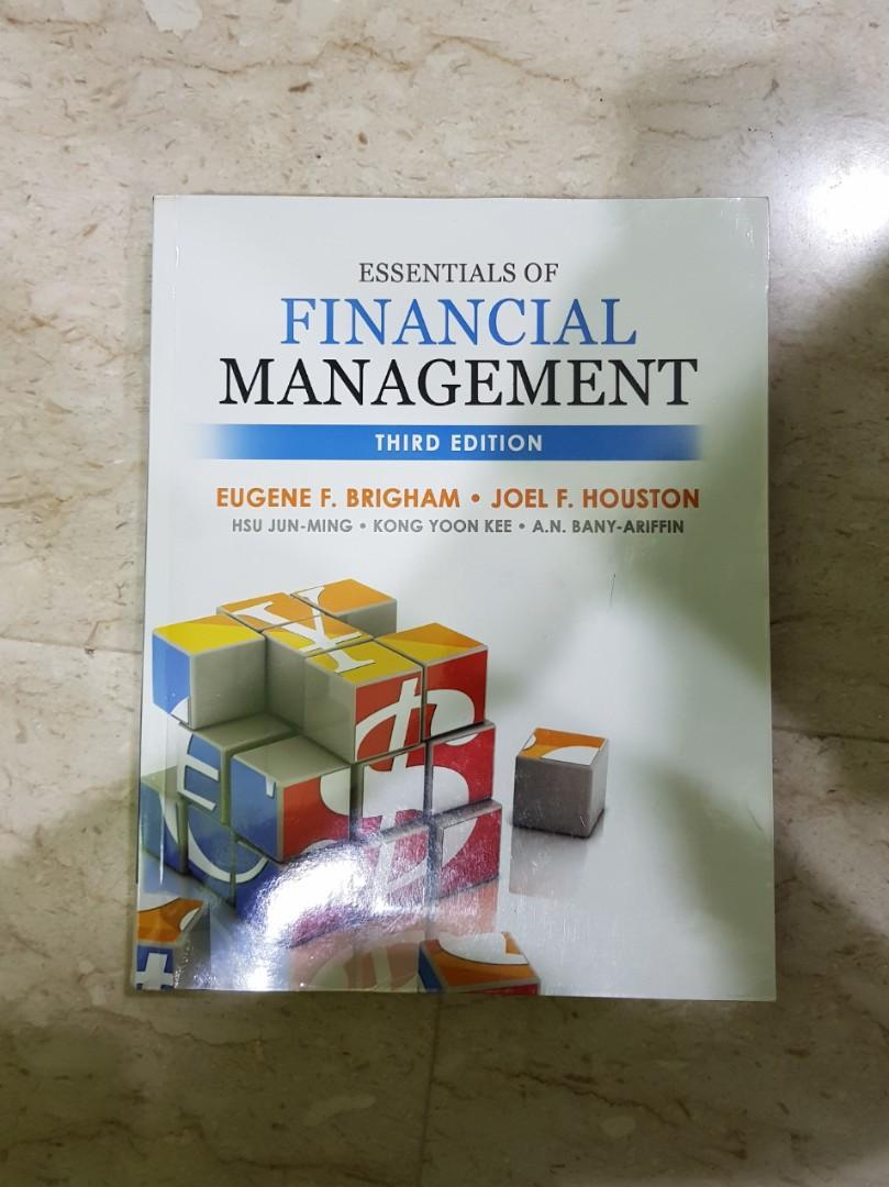 AB1201 Financial Management Textbook