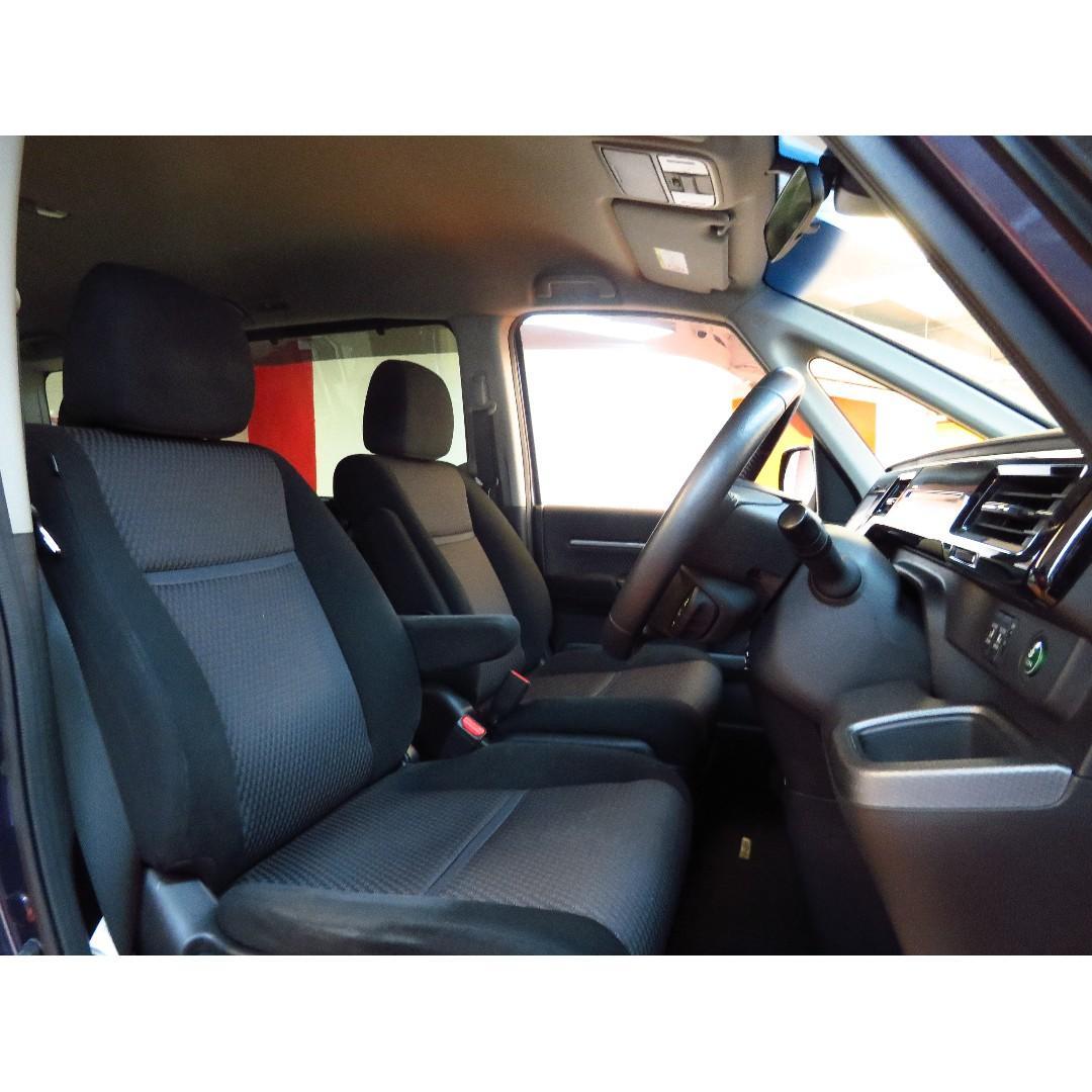 2015 Honda Stepwgn Spada