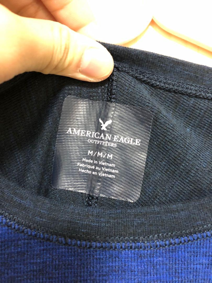 American eagle knitted long sleeve