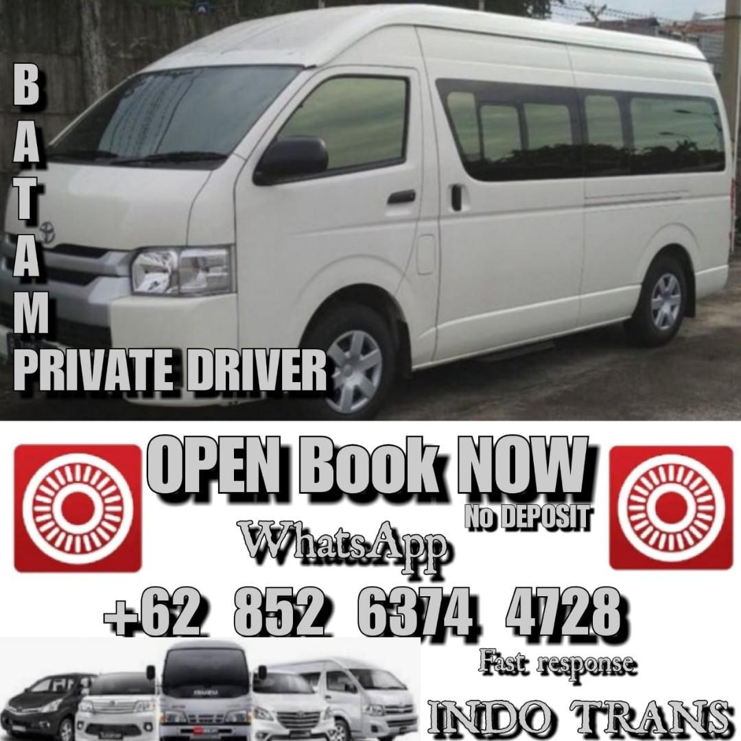 Batam  Private  Driver   http://www.wasap.my/+6285263744728😉😉
