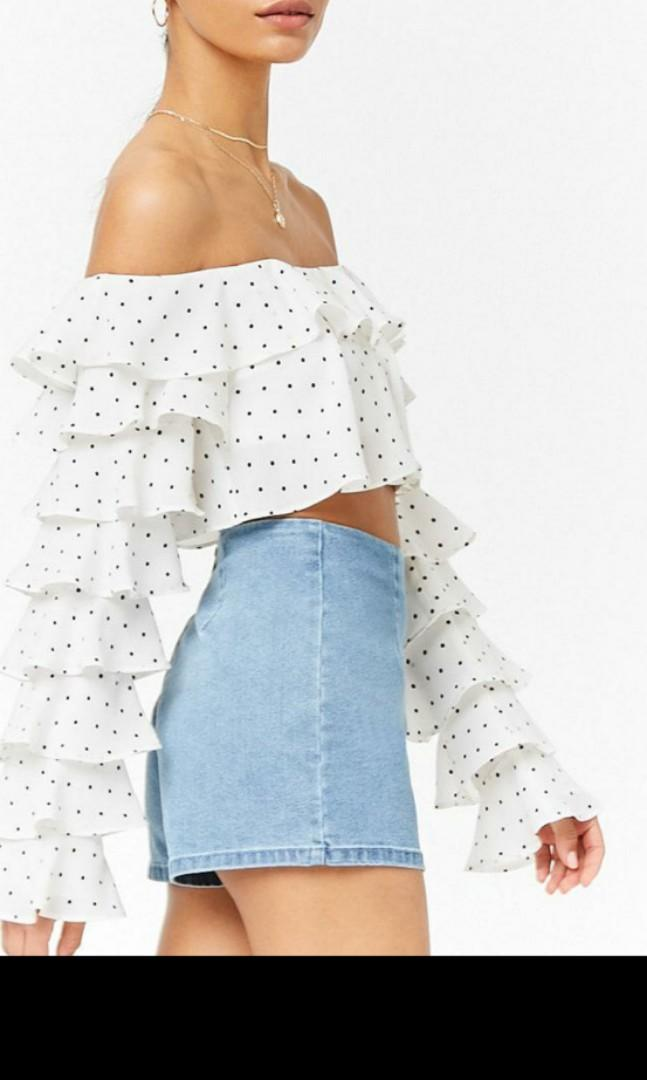 Beautiful Forever 21 Crop top