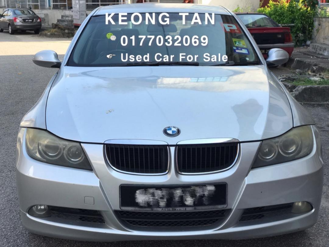 BMW 320I 2.0AT E90 2007TH Cash💰Offer Price💲Rm27,800 Only‼ Lowest Price InJB 🎉📲 Keong‼🤗