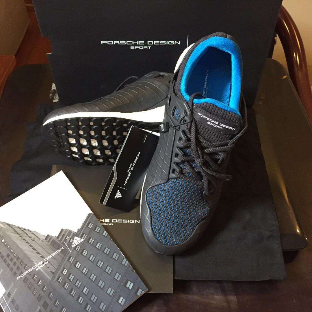 release date 30ae0 7863f BNWT Porsche Design Ultra Boost Trainers sz9 on Carousell