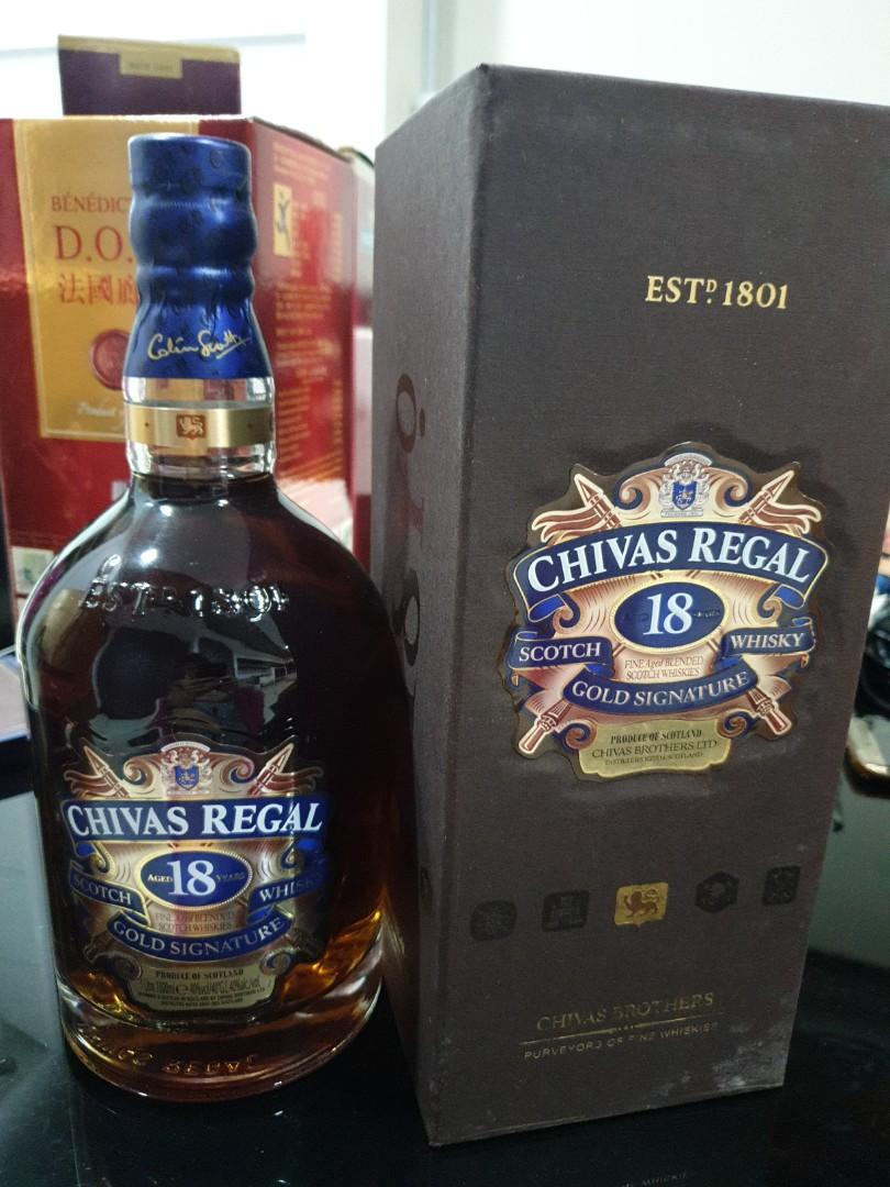Chivas Regal 18 Years 1L