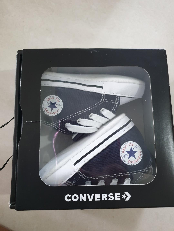 Converse Baby Prewalker Shoes