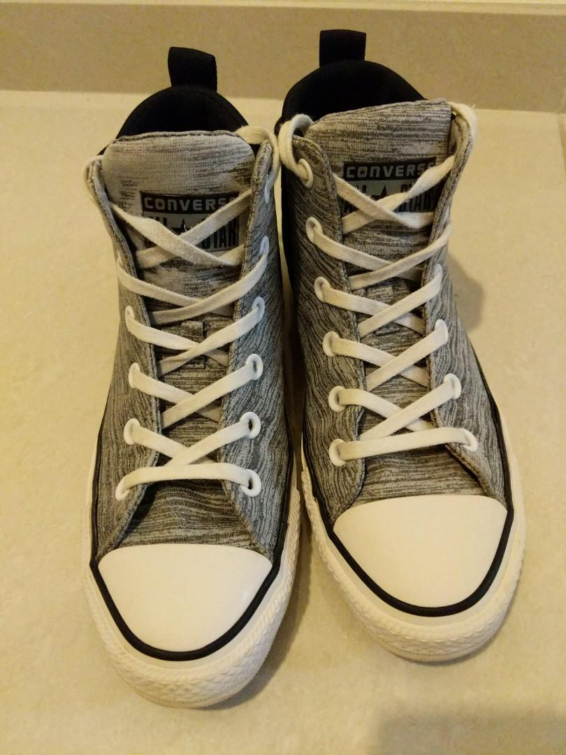Converse High Cut Sneakers, Men's Fashion, Footwear