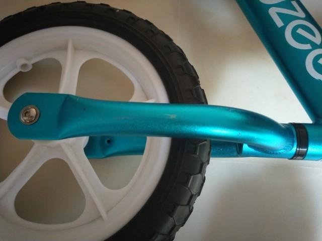 Cruzee blue balance bike preloved**fixed price**
