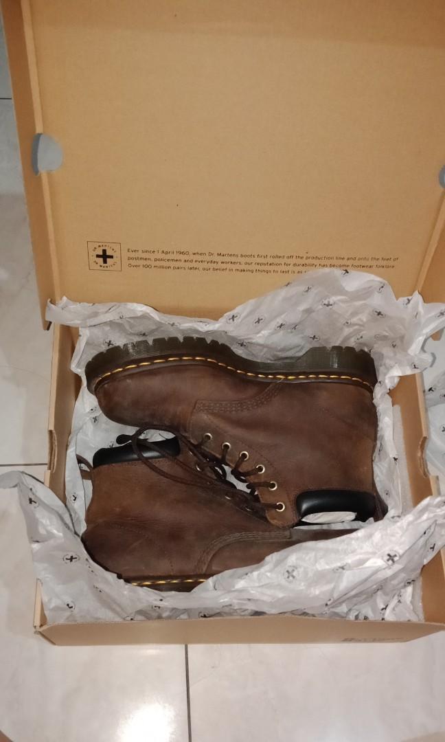Dr. Martens ORIGINAL for men tipe Ben boots