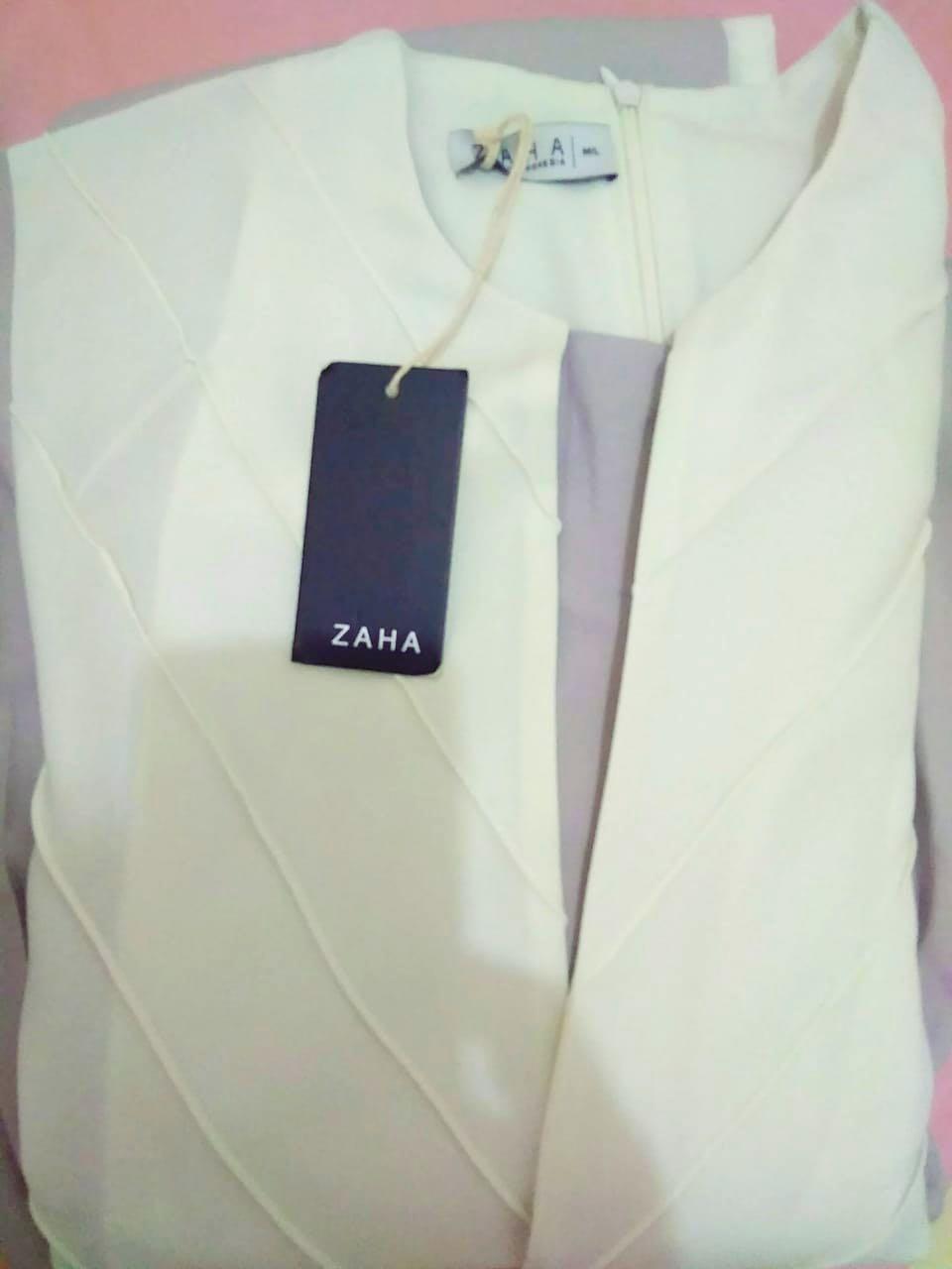 Dress brand ZAHA INDONESIA