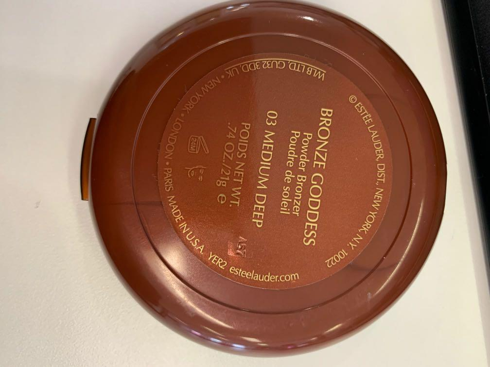 Estée Lauder bronze goddess bronzer 03 medium deep