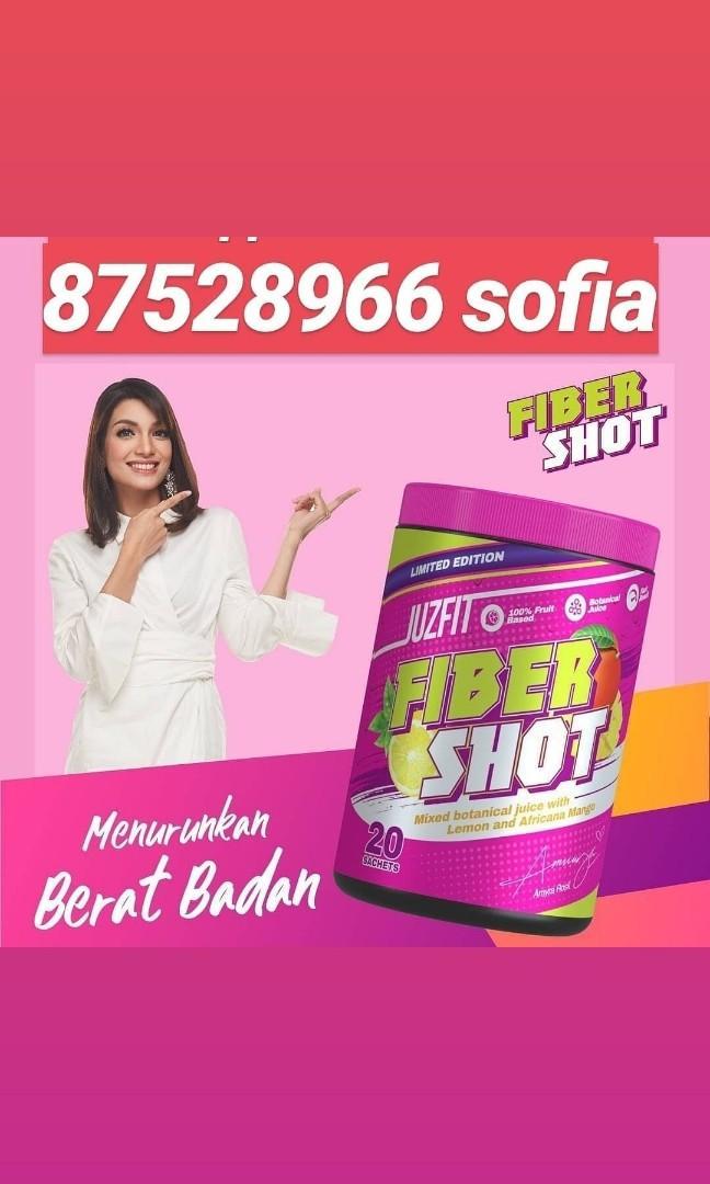 Fiber shot JUZFIT