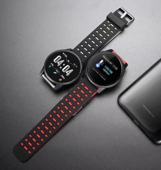 Fitness Health Smart Sport Watch Contemporary Design