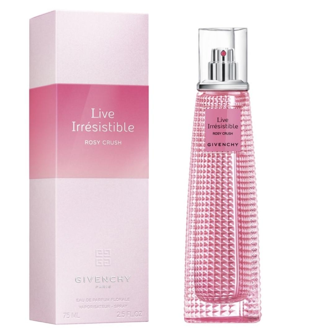 Givenchy Live Irrésistible Rosy Crush EDP - 750 ml