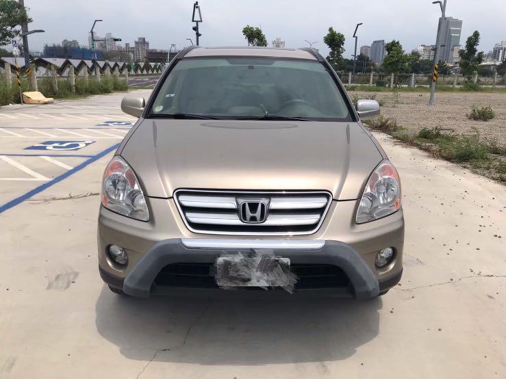 Honda CRV 2.0G版 二代CRV