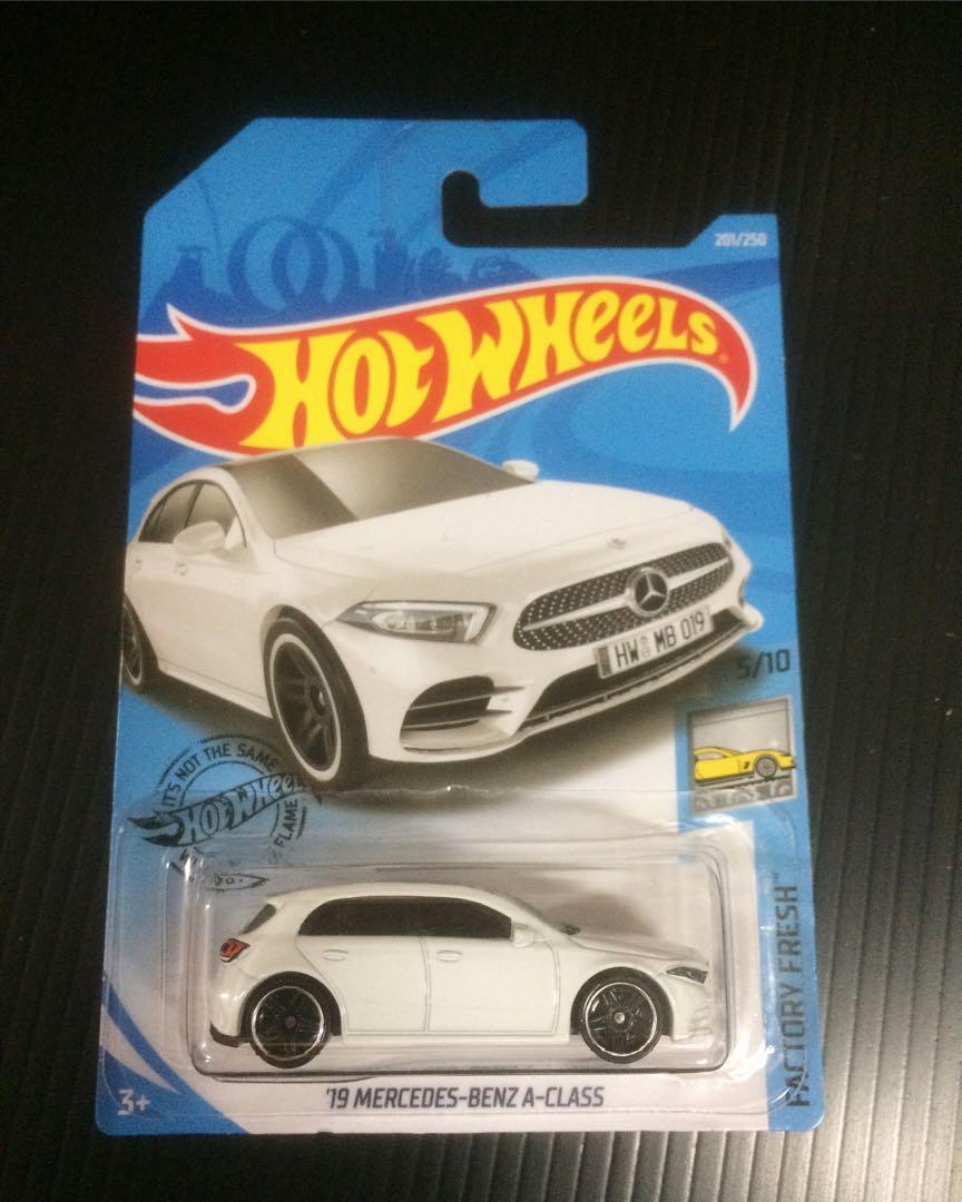 Hotwheels MARCEDES BEN-Z