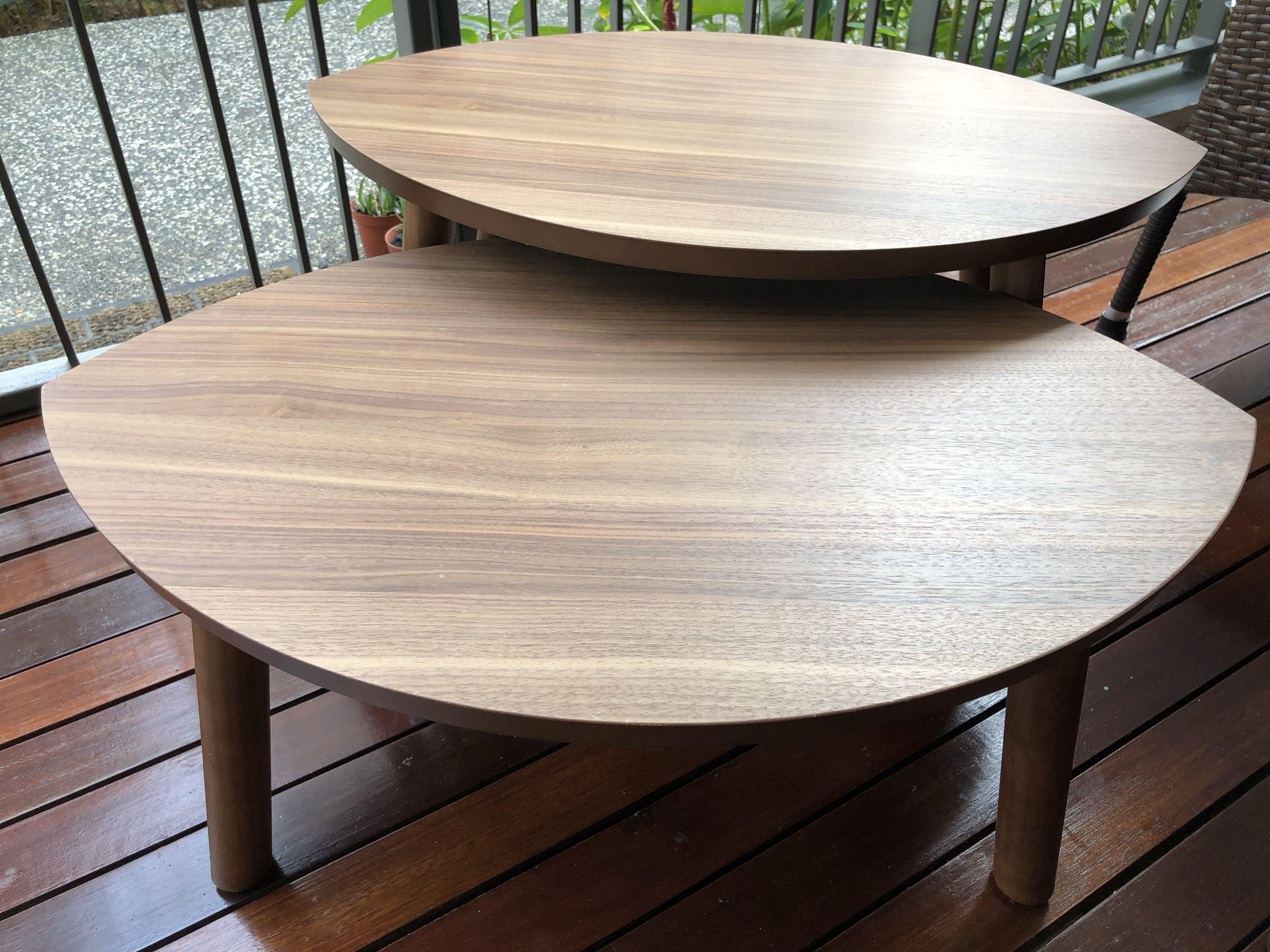 Ikea Stockholm Coffee Table Set Furniture Home Living Furniture Tables Sets On Carousell [ 3024 x 4032 Pixel ]