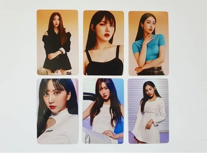 [READY STOCK] TWICE APINK AND GFRIEND OFFICIAL PHOTOCARD