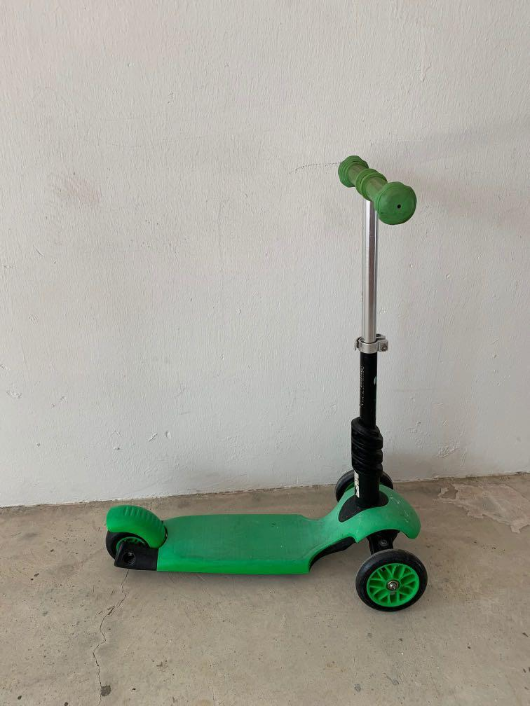 Kids Scooter for 3-7 year old