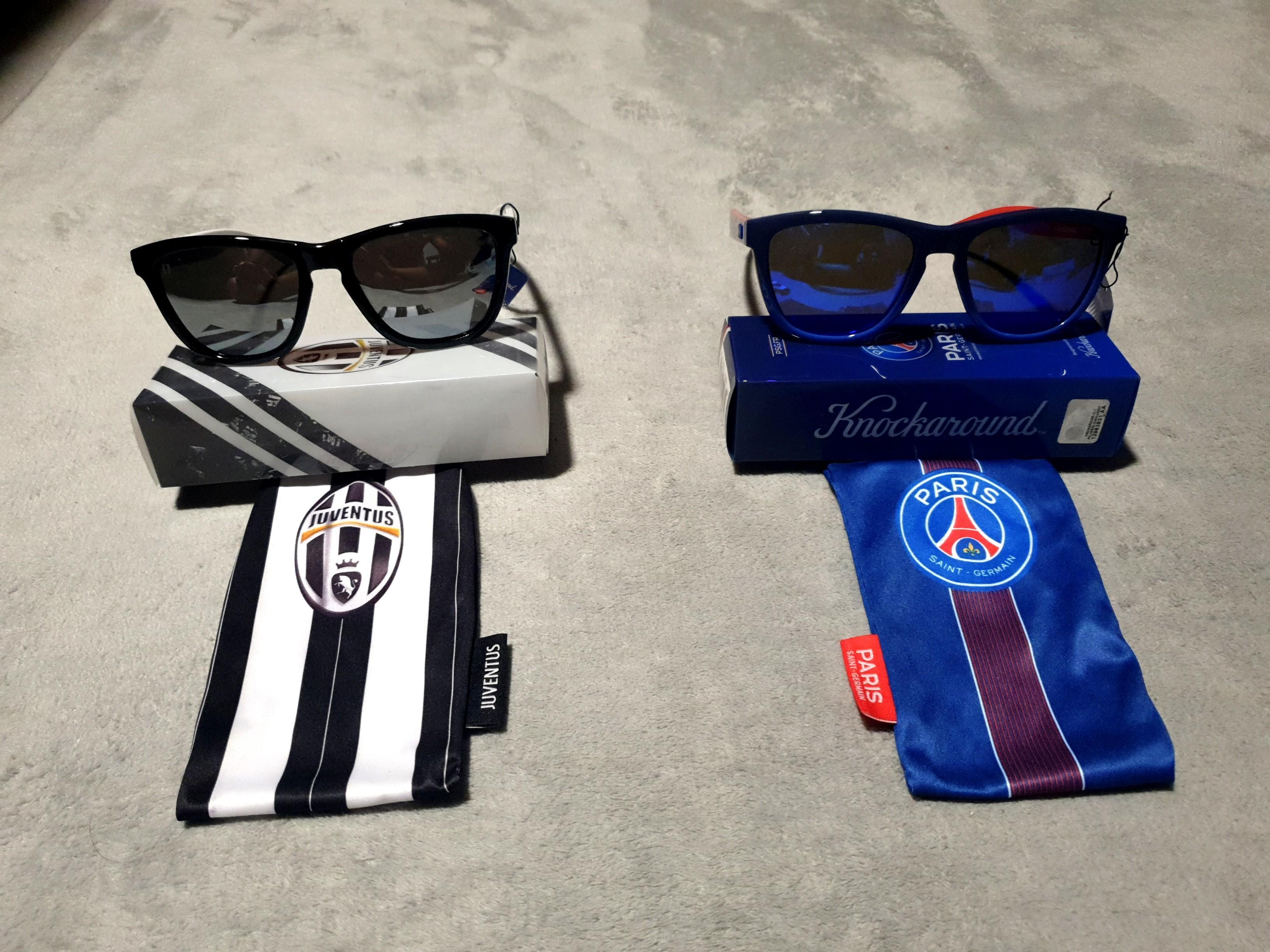 Knockaround x Juventus / Paris Saint Germain