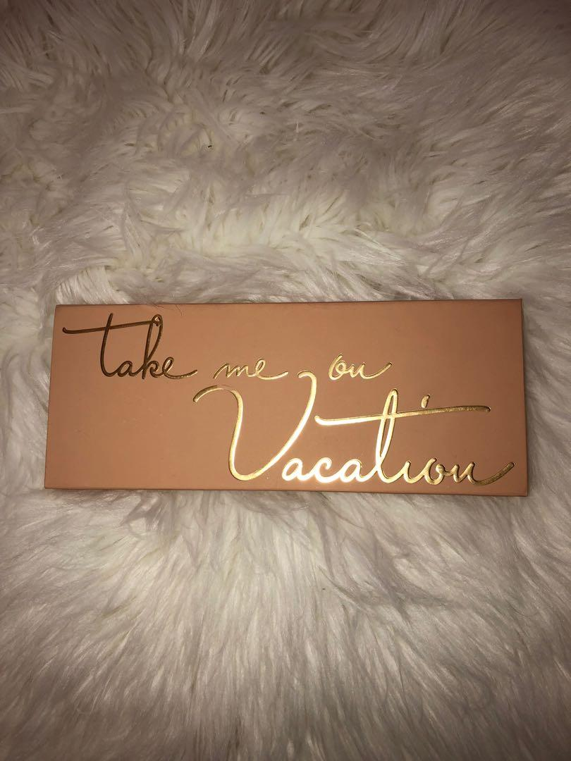 Kylie Cosmetics Take Me On Vacation Eyeshadow Palette