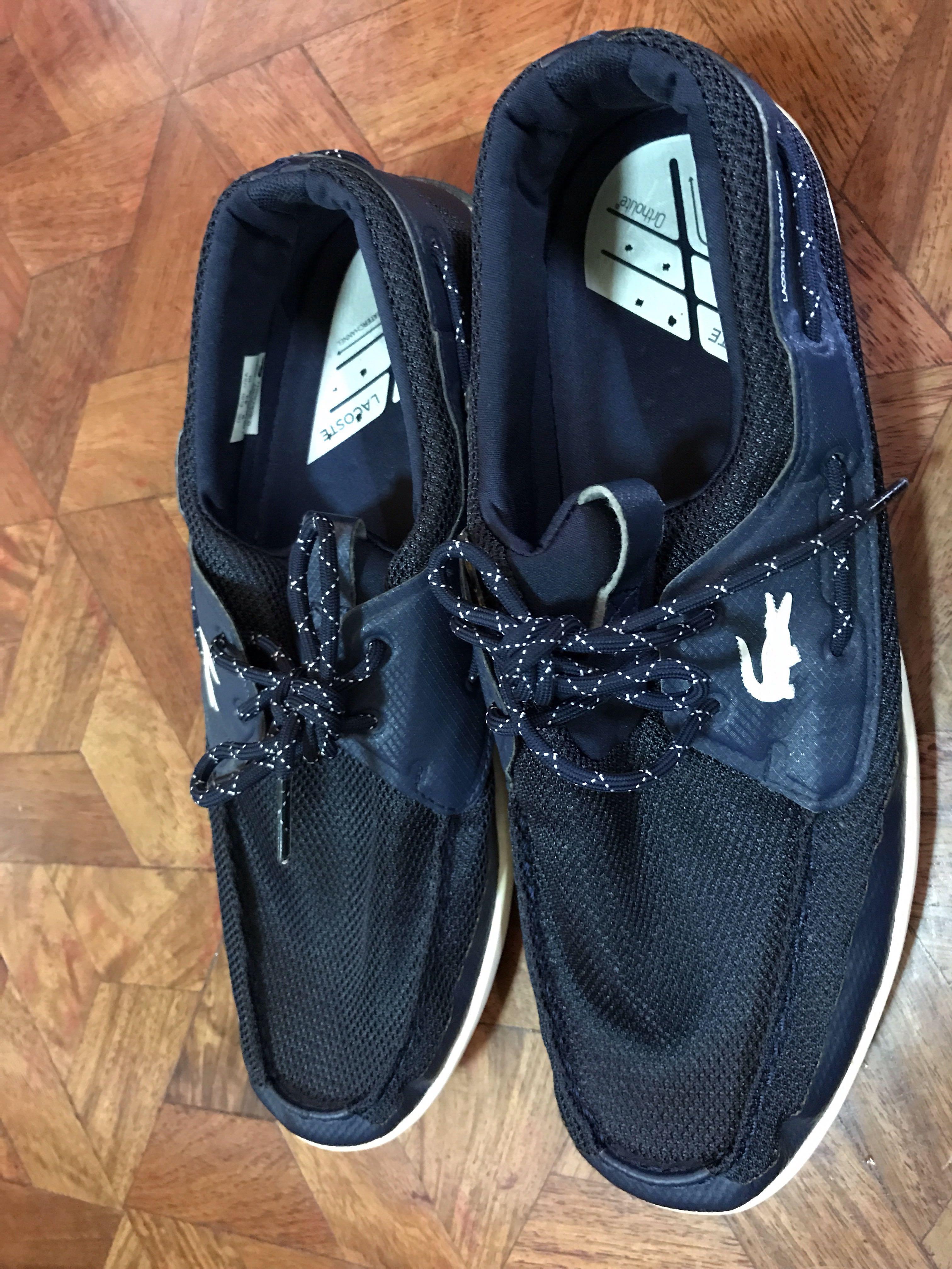 Lacoste Men Landsailing Boat Shoes