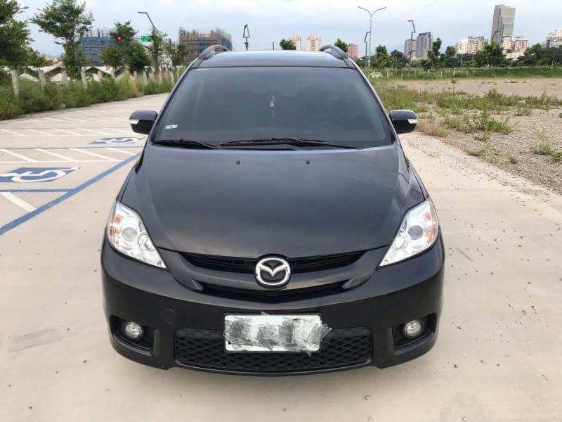 Mazda 5 2008年 天窗影音 找錢專車