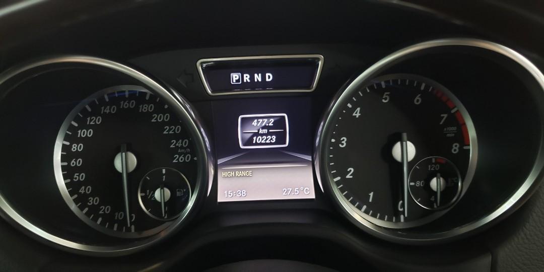 2014 MERCEDES-BENZ G500 Facelift