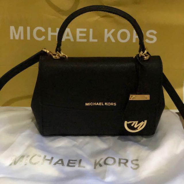 Michael Kors Bag ava xs authentic crossbody / tas slempang mk original
