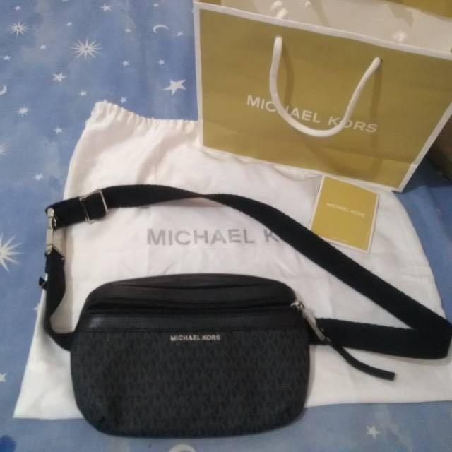 Michael Kors Sling Bag bumbag authentic / tas mk slempang original