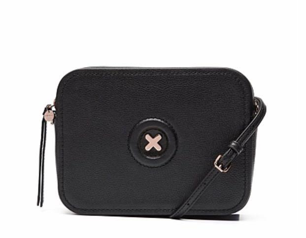 Mimco Daydream Tote - Black and Rose Gold