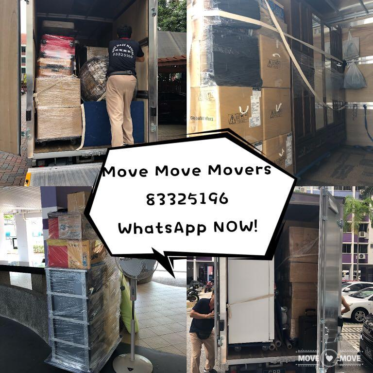MoveMoveMovers7/24foryou🚚🚚🚚