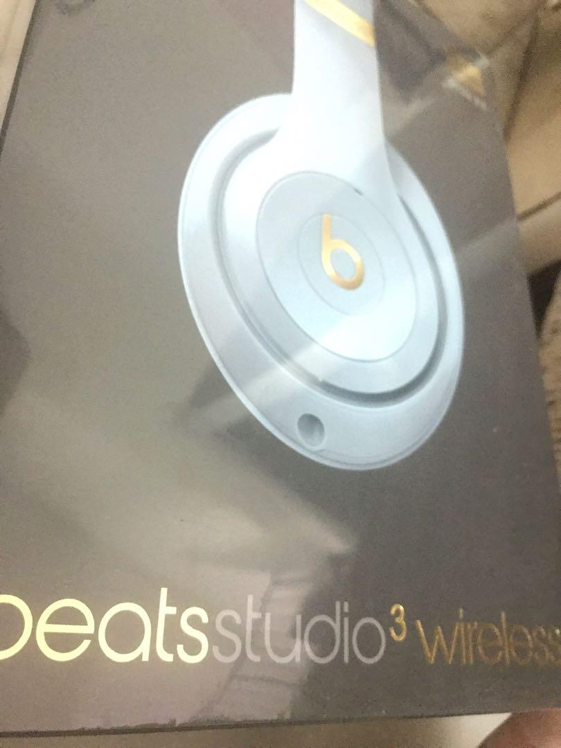New Dr. Beats Skyline Wireless Headphones head set earphones