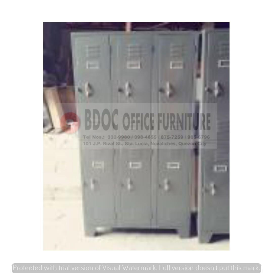 Office Partition Locker