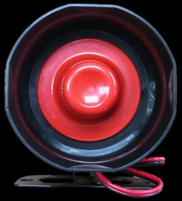 Original NP-120 Super Loud 6 Tone Electronic Loud Siren for