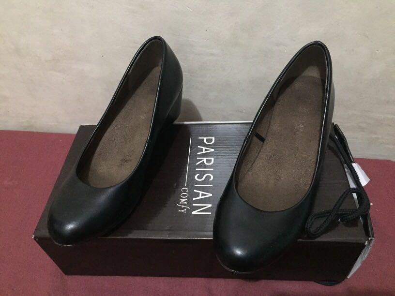 Parisian comfy school shoes (w/ heels