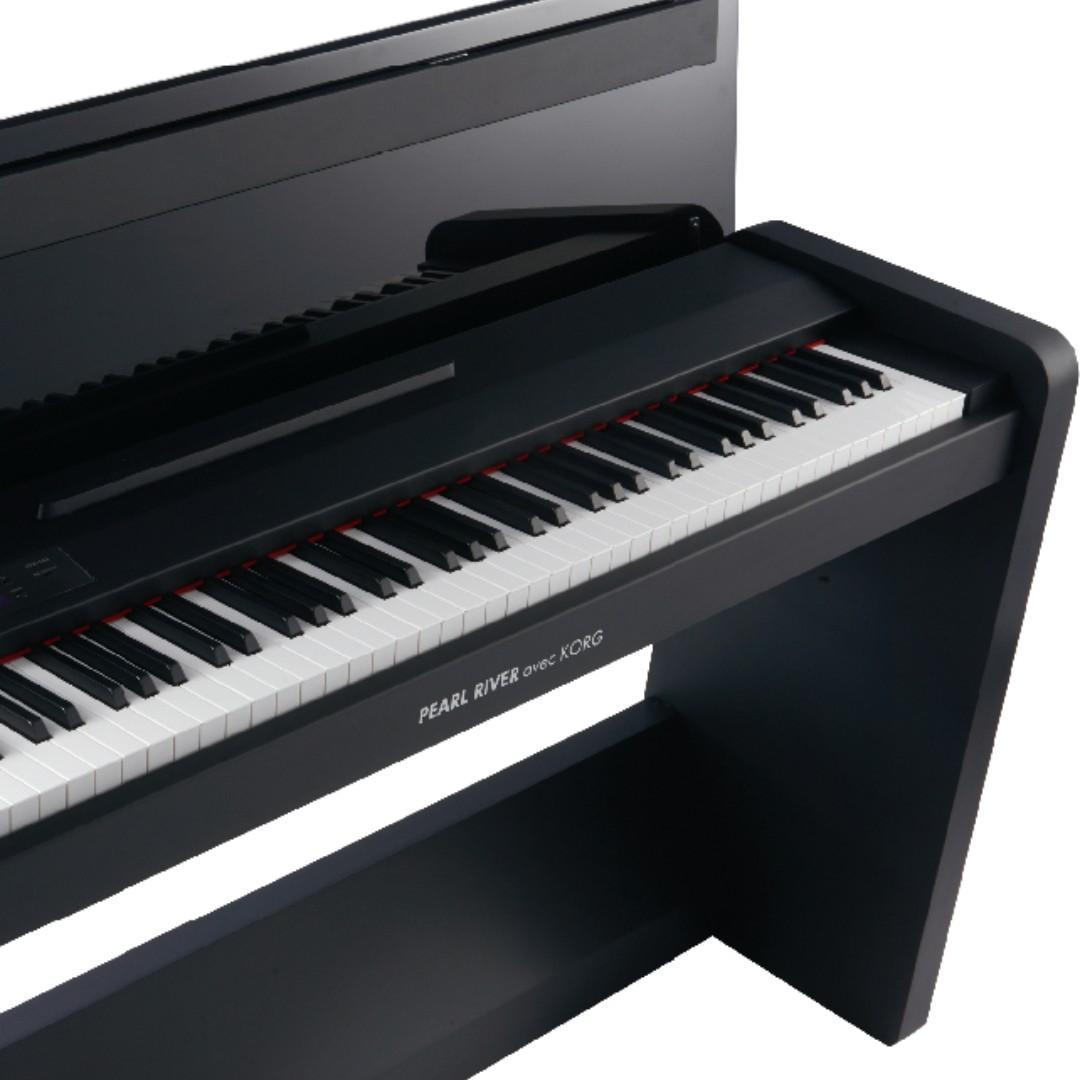 PEARL RIVER PRK300-88 Natural Hammer (NH) Japan Technology Piano