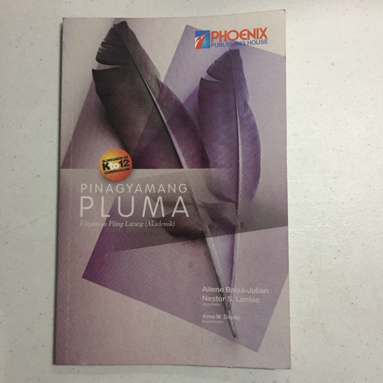 Phoenix: Pinagyamang Pluma Filipino sa Piling Larang