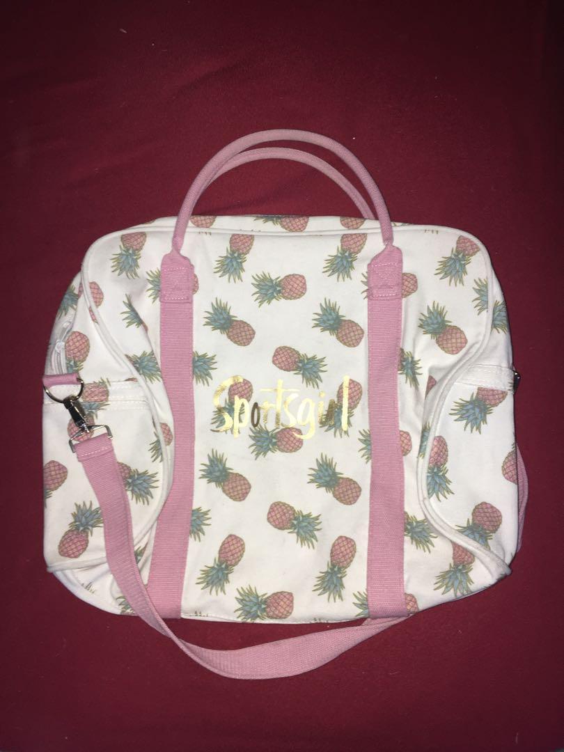 Pineapple Duffle Bag