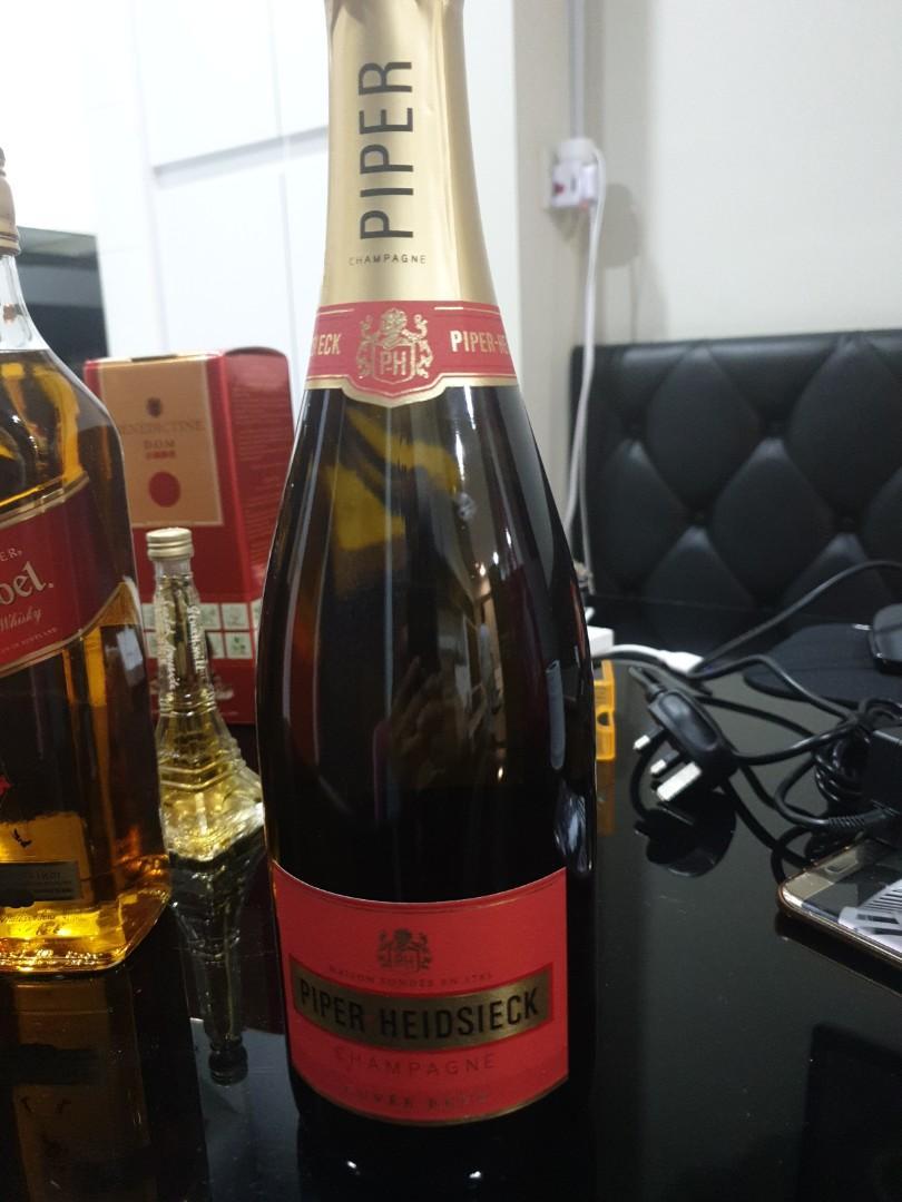 Piper Heidsieck champagne 750ml