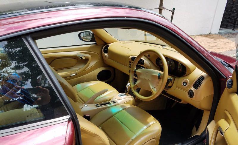 PORSCHE 996C4     2000
